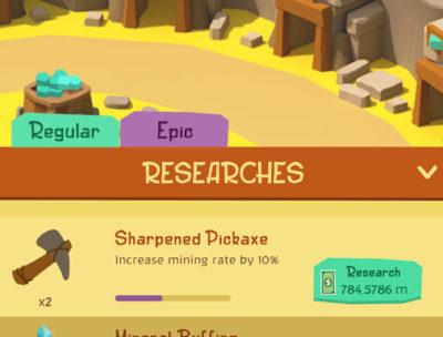 Tiny Miners - Idle Clicker
