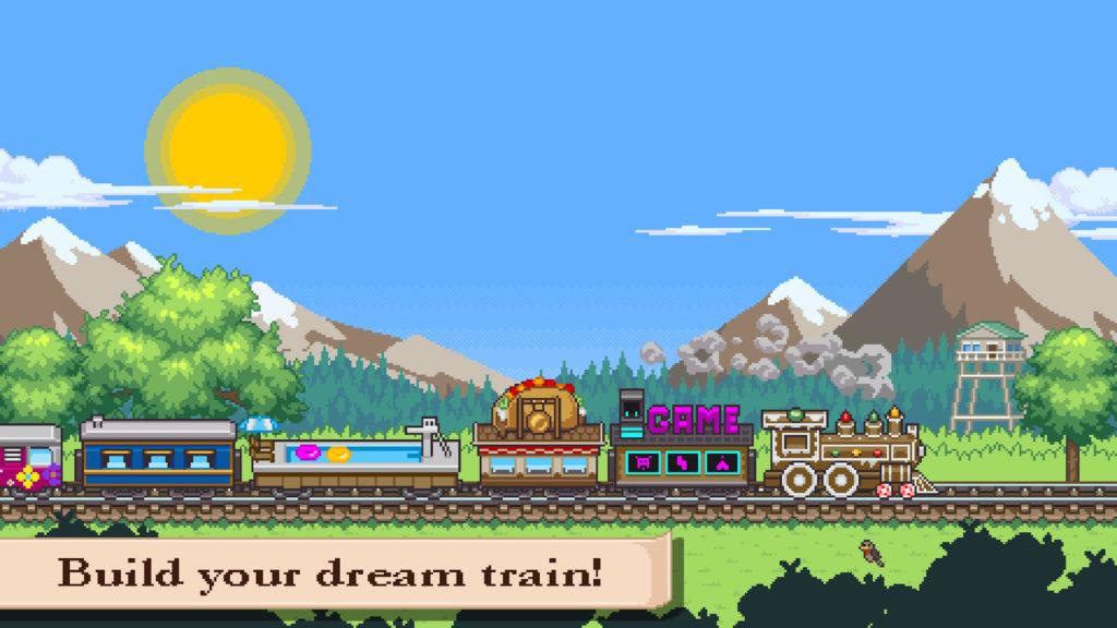 دانلود Tiny Rails 2.9.0 - بازی آرکید آرامش بخش