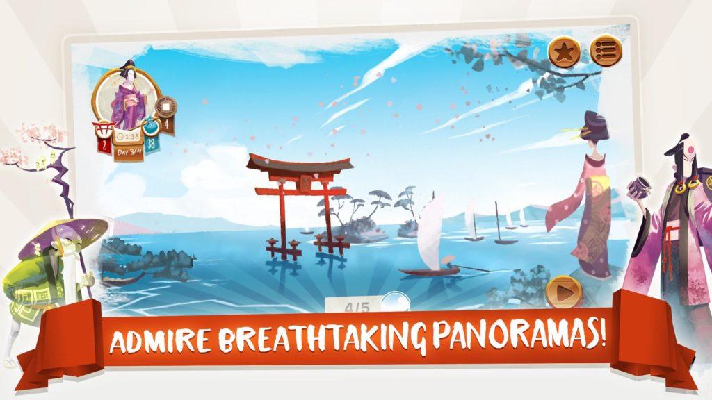 دانلود Tokaido: A Fun Strategy Game 1.12.02 - بازی متفاوت