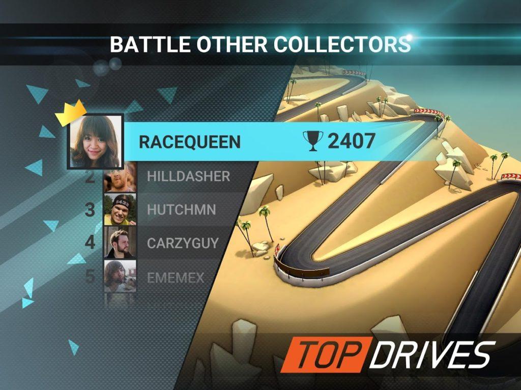 دانلود Top Drives 1.81.01.9250 - بازی مسابقات ماشین سواری اندروید + دیتا