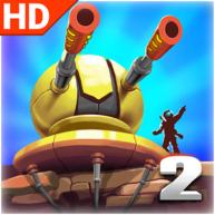 Tower Defense: Alien War TD 2