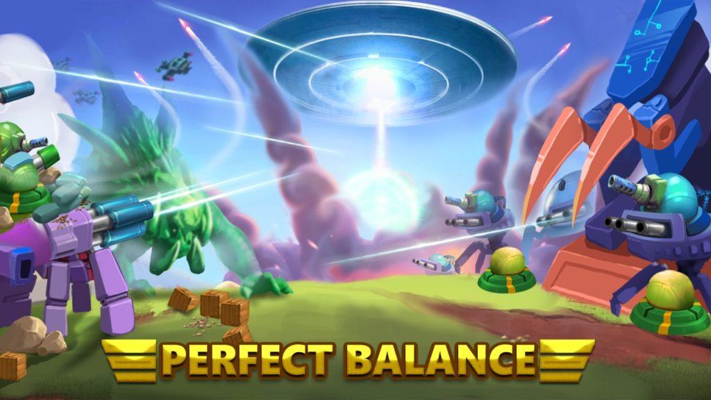دانلود Tower Defense: Alien War TD 2 2.0.6 - بازی دفاع از پایگاه 2 اندروید + مود + نسخه اول