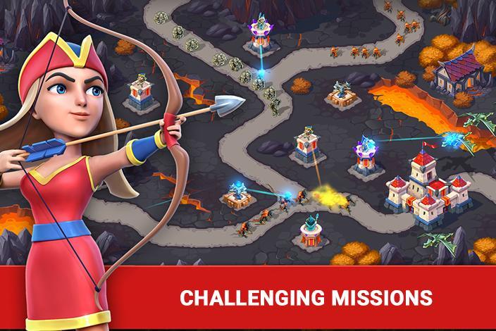 دانلود Toy Defense Fantasy 2.2.9 - بازی برج دفاعی بی نظیر اندروید + مود