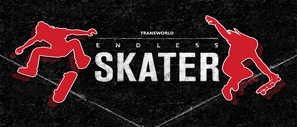 Transworld Endless Skater Games
