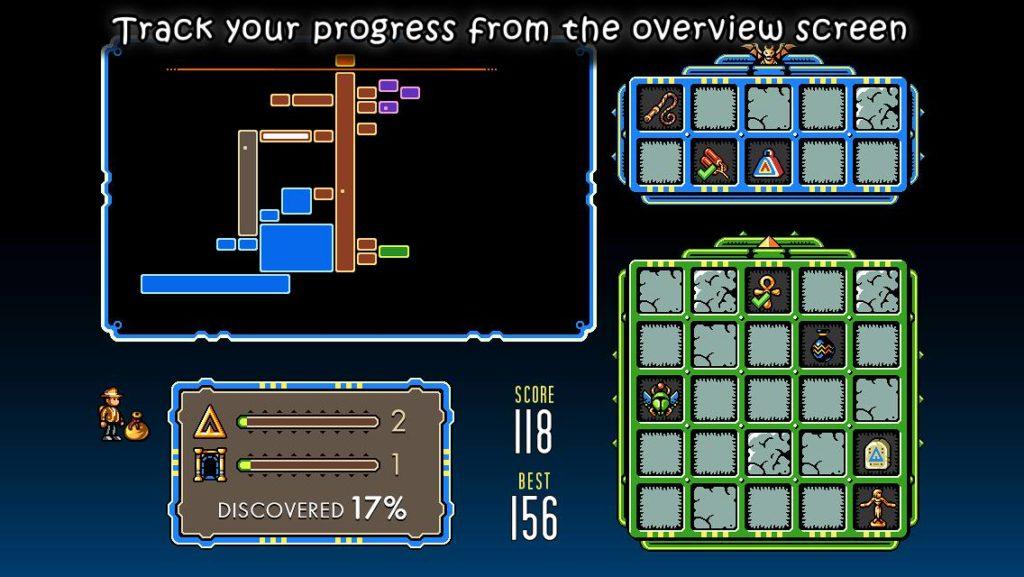 دانلود Traps n' Gemstones 1.05 - بازی ماجرایی کم حجم