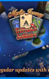 جدید دانلود Tri Peaks Solitaire 1.0.4 – بازی با ورق اندروید + مود + دیتا