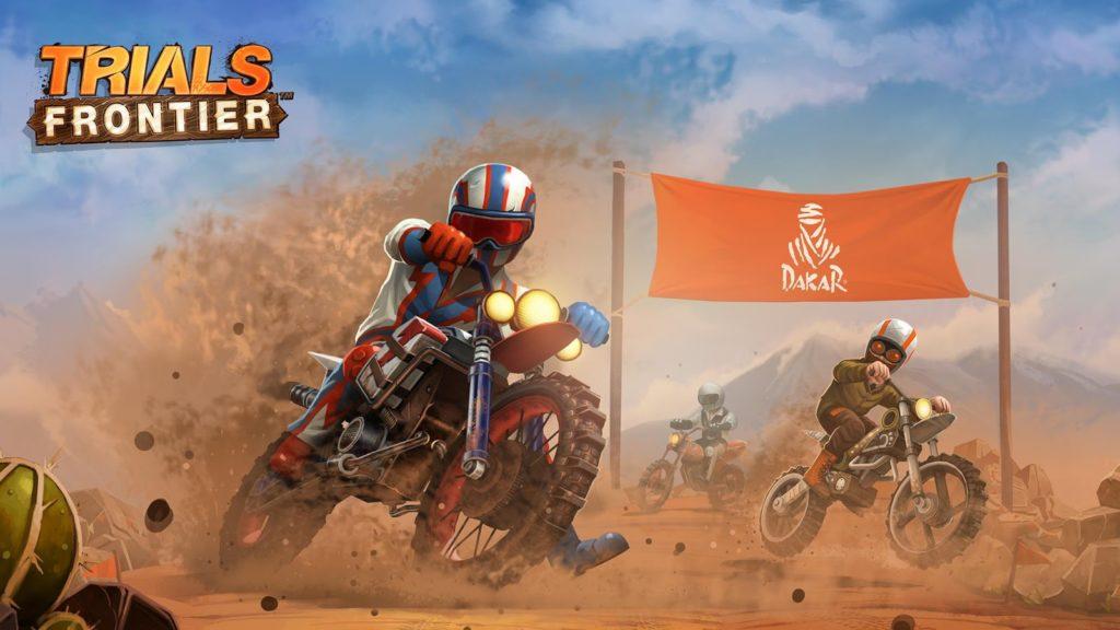 دانلود Trials Frontier 6.1.0 - بازی موتور تریل یوبی سافت اندروید + مود + دیتا