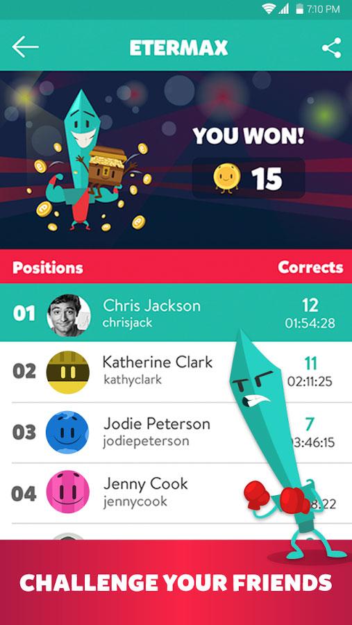 دانلود Trivia Crack (No Ads) 3.4.0 - بازی جالب تست اطلاعات عمومی اندروید + مود + رایگان