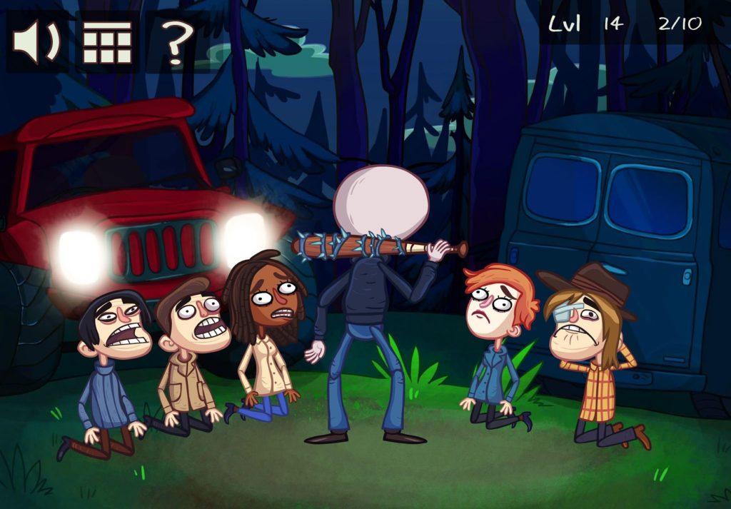 دانلود Troll Face Quest TV Shows 1.5.3 - بازی پازل محبوب