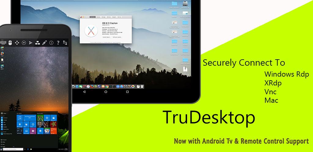 TruDesktop Remote Desktop Pro