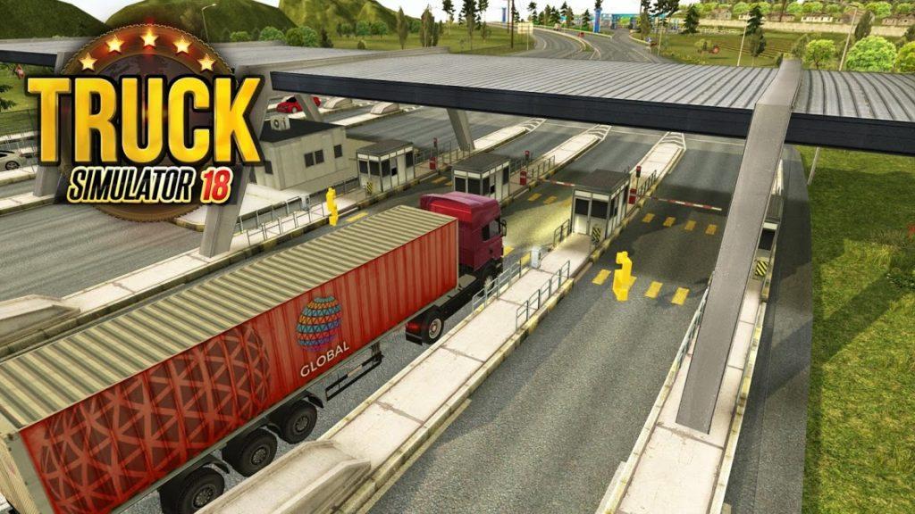 دانلود Truck Simulator 2018 : Europe 1.2.6 - بازی شبیه سازی محبوب