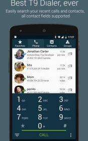 True Phone Dialer Contacts.2 175x280 دانلود True Phone Dialer & Contacts Pro 1.7.1 – شماره گیر و همچنین مدیریت مخاطبین حرفه ای آندروید