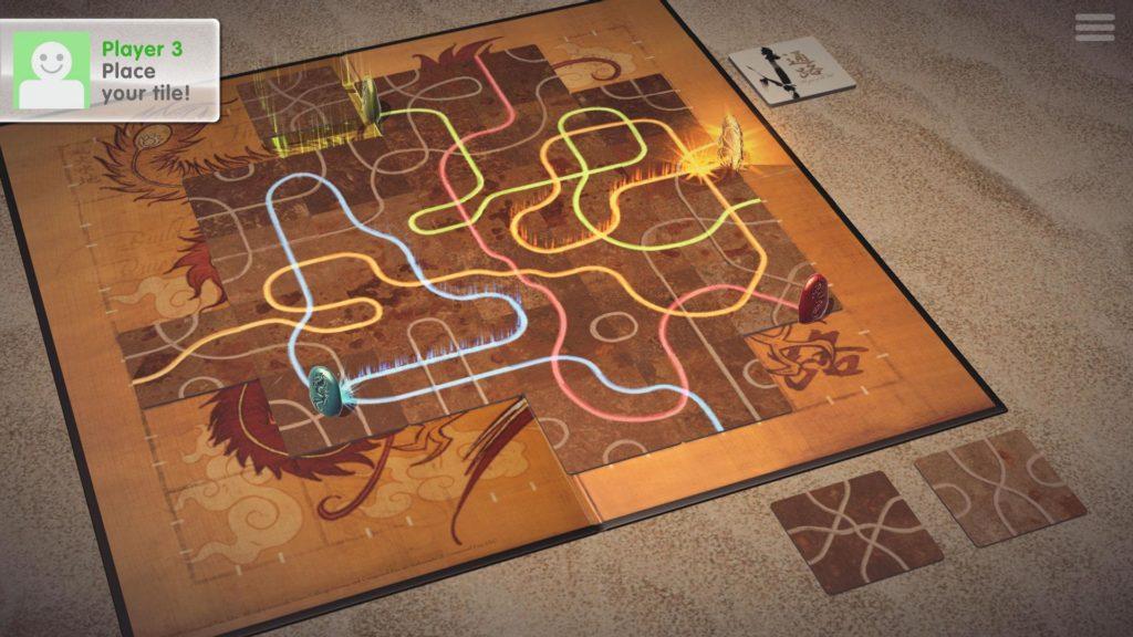 دانلود Tsuro - The Game of the Path 1.9.1 - بازی رومیزی خاص و فوق العاده اندروید + مود