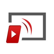 Tubio - Cast Web Videos to TV, Chromecast, Airplay-Logo