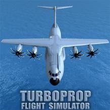 Turboprop Flight Simulator 3D