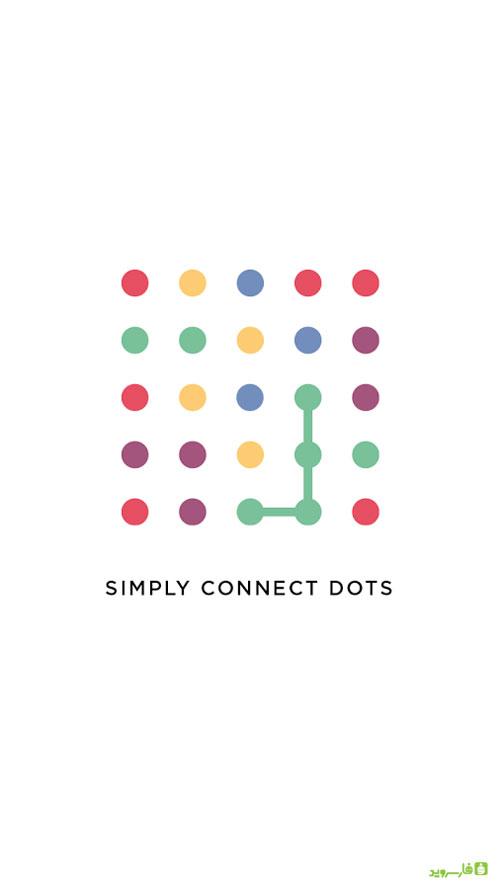 دانلود Two Dots 4.11.3 - بازی پازل محبوب دو نقطه اندروید + مود