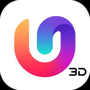 U Launcher 3D – Live Wallpaper, Free Themes, Speed
