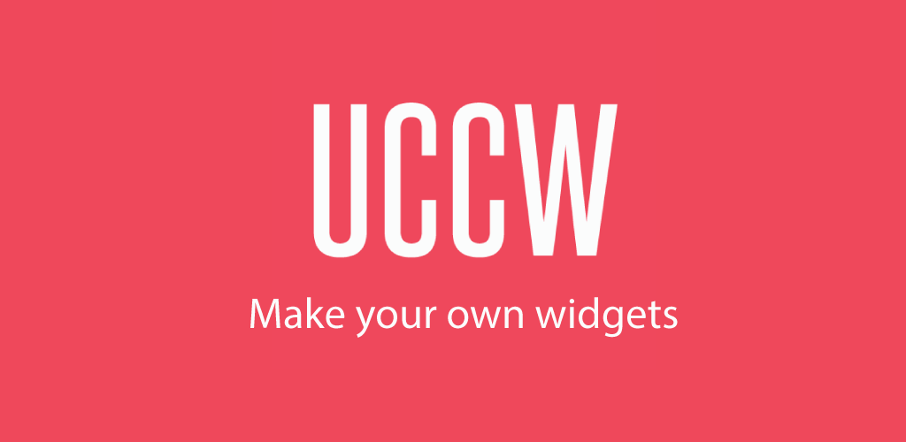 UCCW - Ultimate custom widget FULL