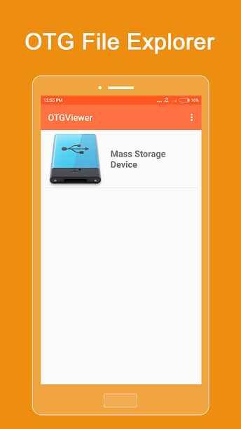 دانلود USB OTG File Manager 5.0 - برنامه مدیریت فایل یو اس بی اندروید!