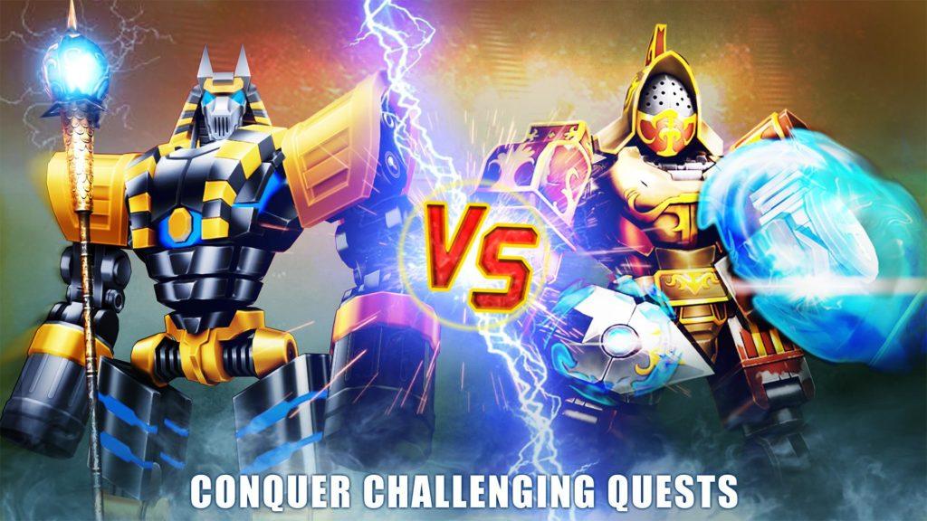 دانلود Ultimate Robot Fighting 1.1.123 - بازی اکشن و مبارزه ای