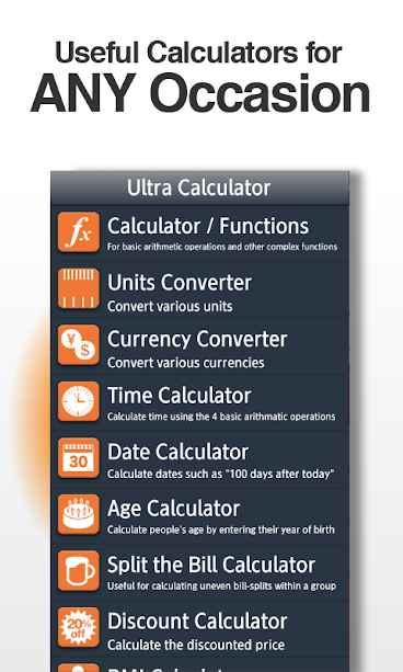 Ultra Calculator