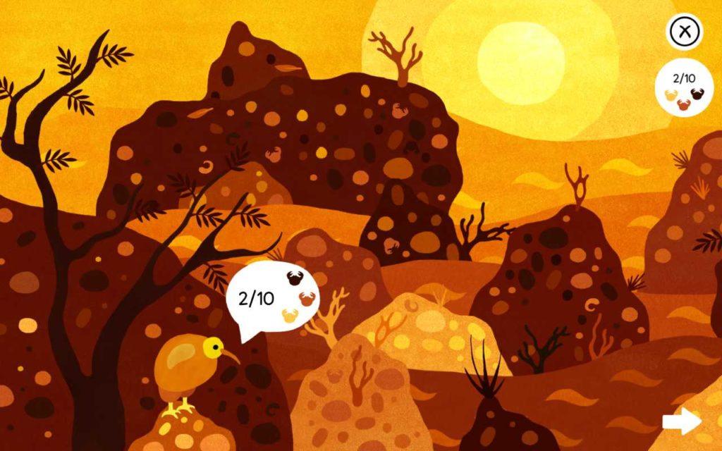دانلود Under Leaves 1.1.2 - بازی فکری و پازلی