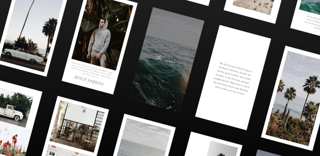 Unfold - Create Stories Premium