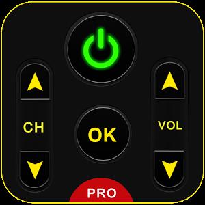 Universal TV Remote Control PRO