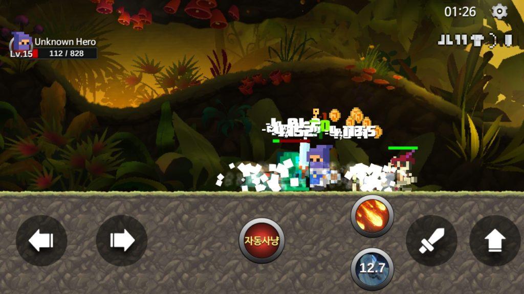 دانلود Unknown HERO - Item Farming RPG 3.0.241 - بازی نقش آفرینی