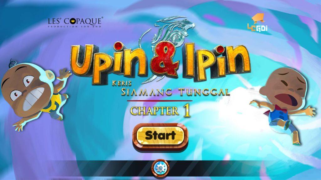 دانلود Upin & Ipin KST Chapter 1 1.2 - بازی ماجرایی سرگرم کننده