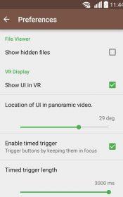 VRTV Video Player Android