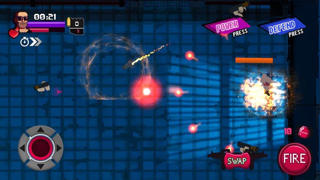 دانلود Vagrant Fury 1.2 - بازی آرکید خاص