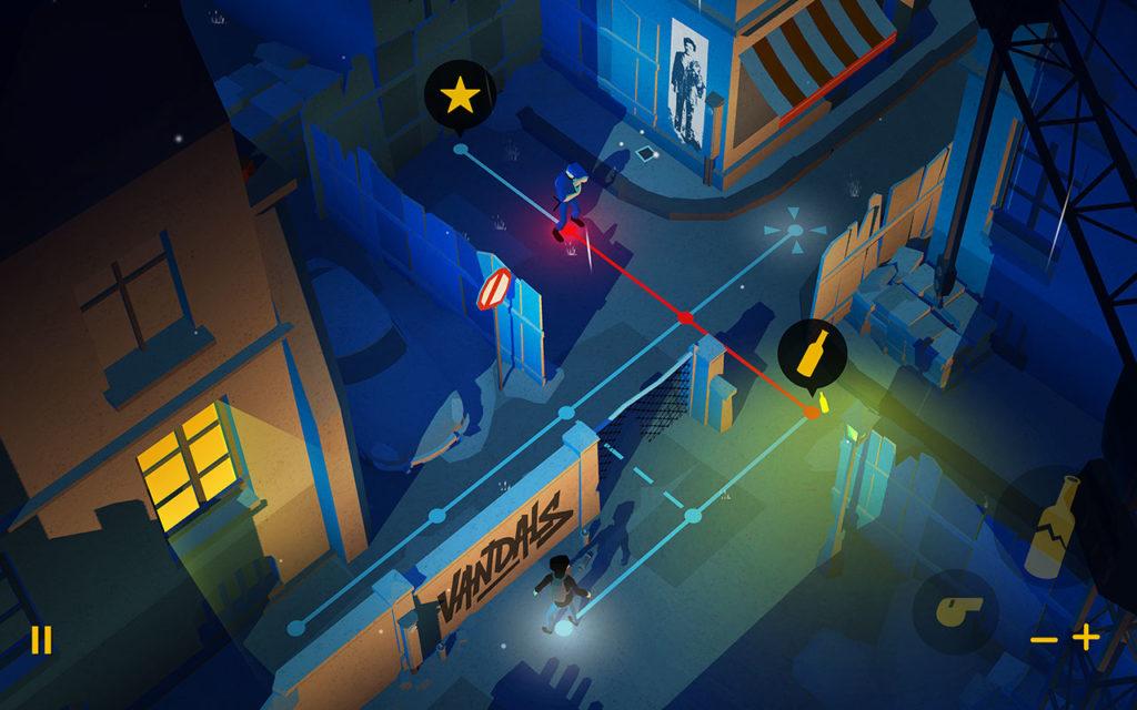 دانلود Vandals 1.1.4 - بازی Puzzle فوق العاده زیبا و خاص اندروید + دیتا