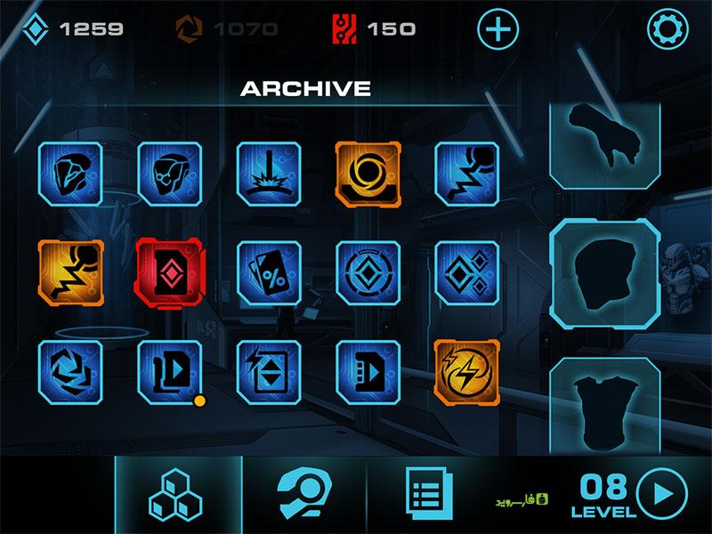 دانلود Vector 2 Premium 1.1.1 - بازی خارق العاده وکتور 2 اندروید + مود