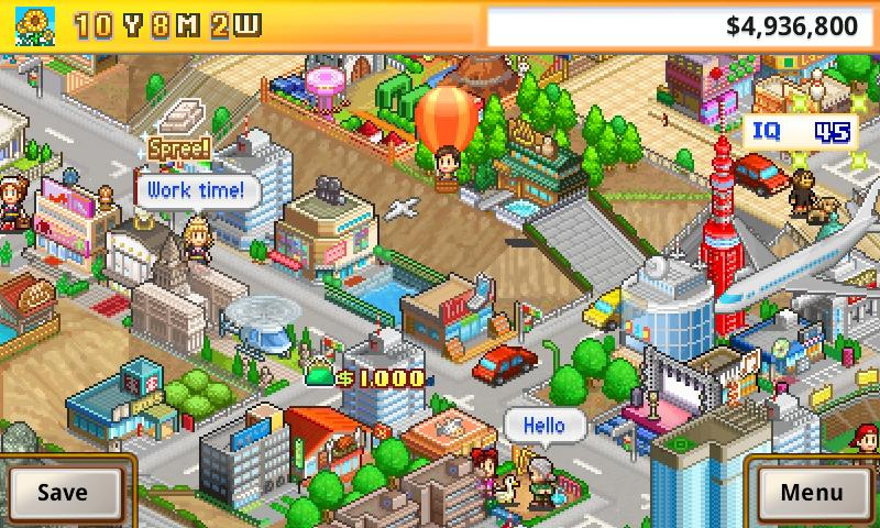 دانلود Venture Towns 2.0.4 - بازی شهرسازی پرطرفدار اندروید + مود
