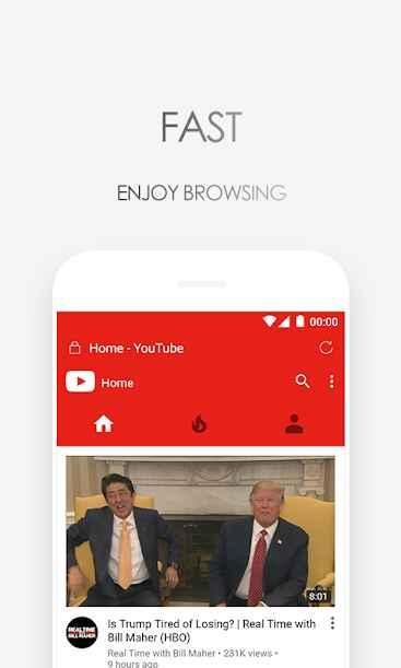 دانلود Via Browser - Fast & Light - Geek Best Choice 3.9.8 - مرورگر وب سریع و سبک اندروید + مود