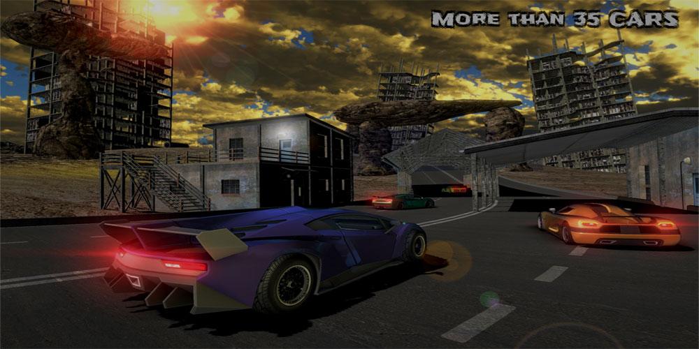 دانلود Victory Lane Racing v1 - بازی اتومبیلرانی فوق العاده اندروید + مود + دیتا