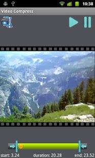 دانلود Video Compressor 1.9 - اپلیکیشن عالی و کاربردی کمپرسور ویدئو مخصوص اندروید !