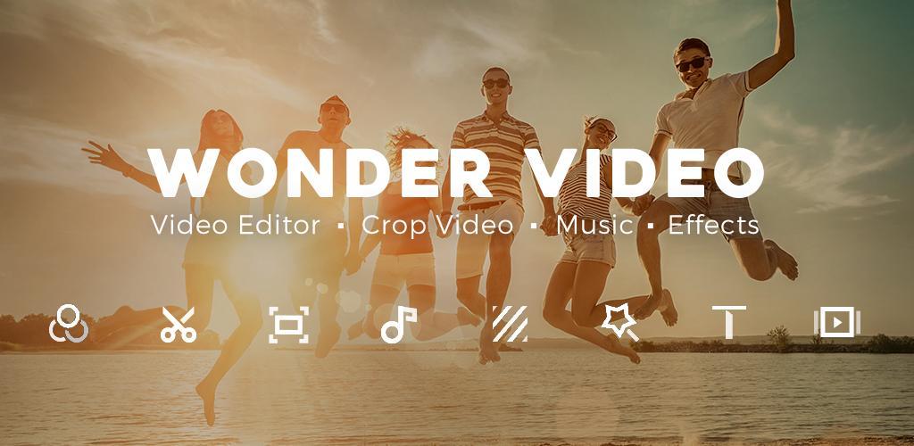 Video Editor, Crop Video, Edit Video, Effects Premium