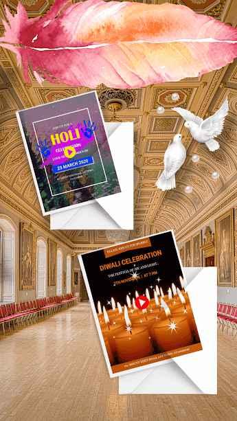 دانلود Video Invitation Maker, Birthday eCards & Invites Full 20.0 - برنامه ساخت کارت دعوت مخصوص اندروید!