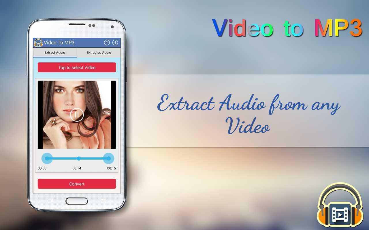 Video MP3 Converter Cut Music Pro