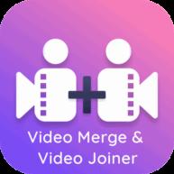 Video Merge & Video Joiner-Logo