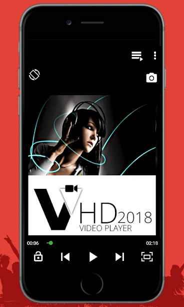 دانلود Video Player HD – All Format Media Player 2018 6.1.8 - مدیا پلیر حرفه ای و اچ دی پر طرفدار اندروید !