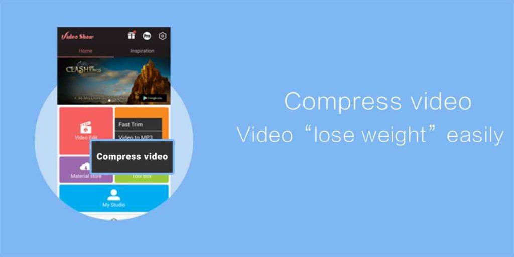 دانلود VideoShow Lite 8.0.0 - ویدئو ادیتور قوی و سبک ویدئوشو اندروید !