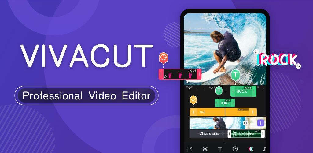 VivaCut - Pro Video Editor PRO