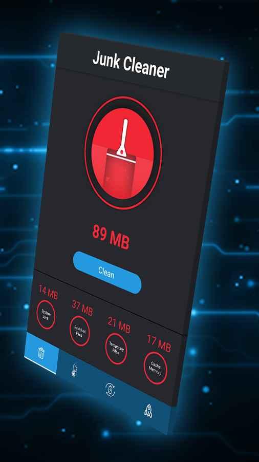 دانلود VieCleaner Pro - The Faster Cleaner & Booster 1.0 - سریع ترین برنامه بهینه ساز اندروید !