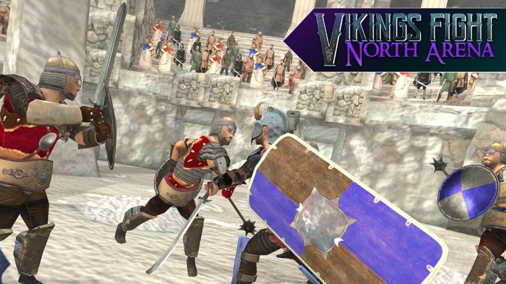 دانلود Vikings Fight: North Arena 2.6.0 - بازی اکشن