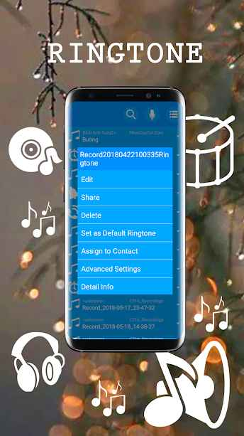 دانلود Vinhash Ringtone Maker - Mp3 Cutter 1.1 - برنامه برش صدا و ساخت رینگتون مخصوص اندروید !