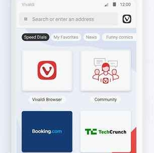 Vivaldi Browser Beta