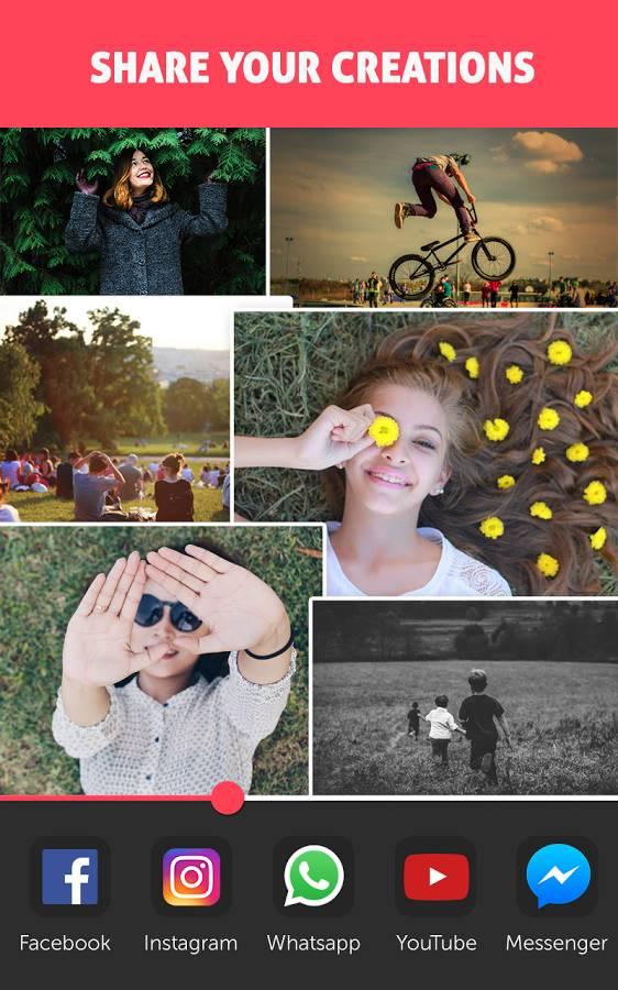 دانلود Vizmato Full 2.0.9 - ایجاد و ویرایش حرفه ای ویدئو اندروید